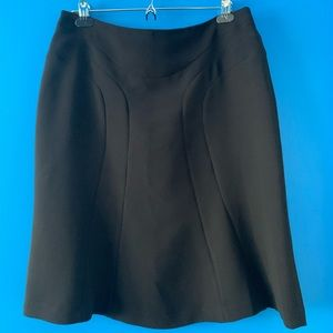 Sandra Angelozzi Fit and Flare Fully Lined Skirt